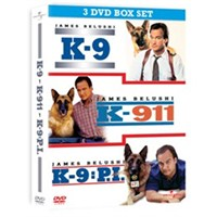 K - 9 Box Set (3 Disc)