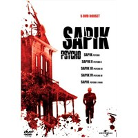 Psycho Box Set (Sapık Box Set) (5 Disc)