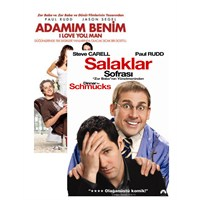 Dinner For Schmucks (Salaklar Sofrası) + I Love You, Man (Adamım Benim)