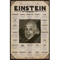 Maxi Poster Albert Einstein (Quotes)
