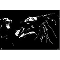 Maxi Poster Bob Marley (B&W)