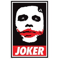 Maxi Poster The Dark Knight (Obey The Joker)