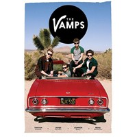 Maxi Poster The Vamps (Car)