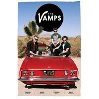 Maxi Poster The Vamps (Car)