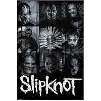 Maxi Poster Slipknot (Masks)