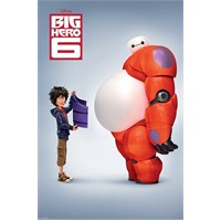 Maxi Poster Big Hero 6 Teaser