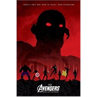 Maxi Poster Avengers Age Of Ultron Extinction