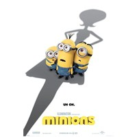 Maxi Poster Minions Uh-Oh