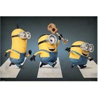 Maxi Poster Minions Abbey Road