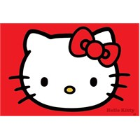 Maxi Poster Hello Kitty Red