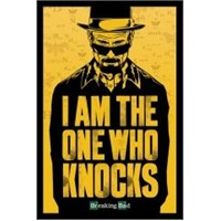 Maxi Poster Breaking Bad I Am The One Who Knocks