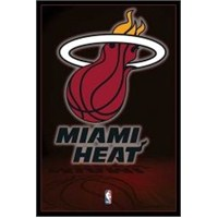 Maxi Poster NBA Miami Heat Logo