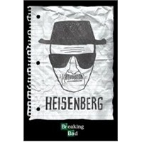 Maxi Poster Breaking Bad Heisenberg Wanted