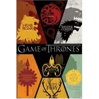 Maxi Poster Game Of Thrones Sigils