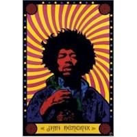 Maxi Poster Jimi Hendrix Psychedellic