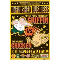 Maxi Poster Family Guy Chicken Fight