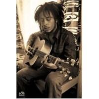 Maxi Poster Bob Marley Sepia