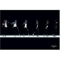 Maxi Poster Michael Jackson Moonwalk