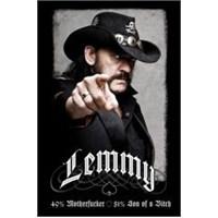 Maxi Poster LEMMY 49% MOFO