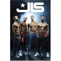 Maxi Poster JLS Shirtless