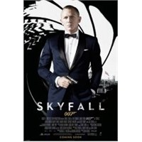 Maxi Poster James Bond Skyfall One Sheet Black