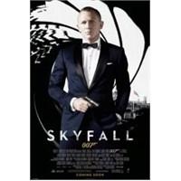 Maxi Poster James Bond Skyfall One Sheet Black