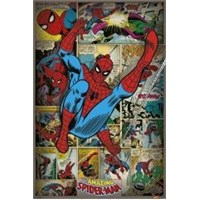 Maxi Poster Spiderman Retro