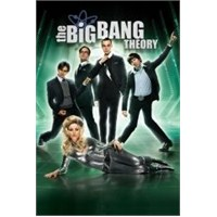 Maxi Poster Big Bang Theory Barbarella