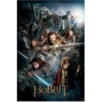 Maxi Poster The Hobbit Dark Montage