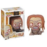 Funko Walking Dead Bicycle Girl Zombie POP Television