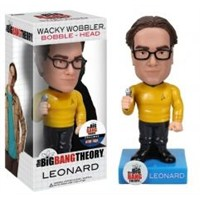 Funko Star Trek Big Bang Theory Leonard Wacky Wobbler