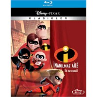 The Incredibles (İnanılmaz Aile) (Blu-Ray Disc)