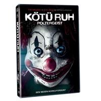 Poltergeist (2015) (Poltergeist: Kötü Ruh) (DVD)