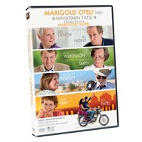 The Second Best Exotic Marigold Hotel – Marigold Oteli'nde Hayatımın Tatili (DVD)