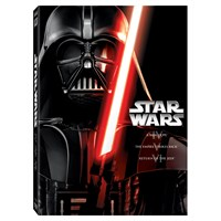 Star Wars IV-VI Box Set (3 Disc DVD)