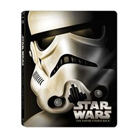 Star Wars Ep. V The Empire Strikes Back Limited Edition Steel Book (Blu- Ray Disc)