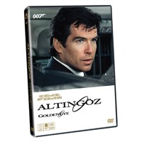 007 James Bond - Golden Eye - Altın Göz (SERİ 17) ( DVD )