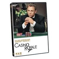007 James Bond - Casino Royale (2006) (SERİ 21) (DVD) (Blu-Ray - Double)