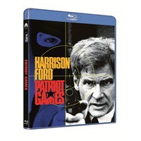 Patriot Games (Tehlikeli Oyunlar) (Blu-Ray Disc)