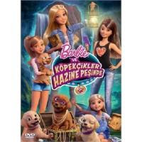 Barbie and Her Sisters in the Great Puppy Adventure (Barbie ve Köpekçikler Hazine Peşinde ) (DVD)