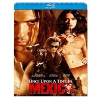 Once Upon A Time In Mexico (Bir Zamanlar Meksika'da) (Blu-Ray Disc)