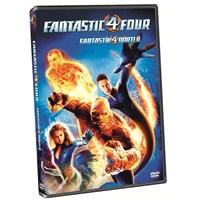 Fantastic Four (Fantastik Dörtlü) (Double)