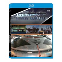 Unbelievable Flying Objects (İnanılmaz Uçan Nesneler) (Blu-Ray Disc)