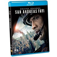 San Andreas Fayı (Blu-Ray Disc)