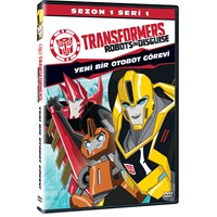 Transformers Robots In Disguise Sezon 1 Seri 1 (DVD)