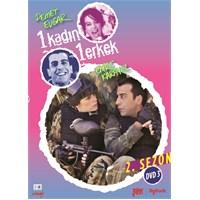 1 Kadın 1 Erkek Sezon 2 DVD 3