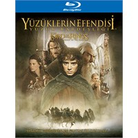 Lord Of The Rings The Fellowship Of The Ring (Yüzüklerin Efendisi: Yüzük Kardeşliği) (Blu-Ray Disc)