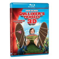 Gulliver's Travels (Gulliver'in Gezileri) (3-D Blu-ray Disc)