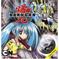 Bakugan Vol. 6