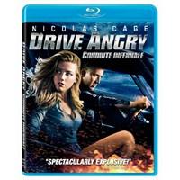 Drive Angry (İntikam Yolu) (Blu-Ray Disc)